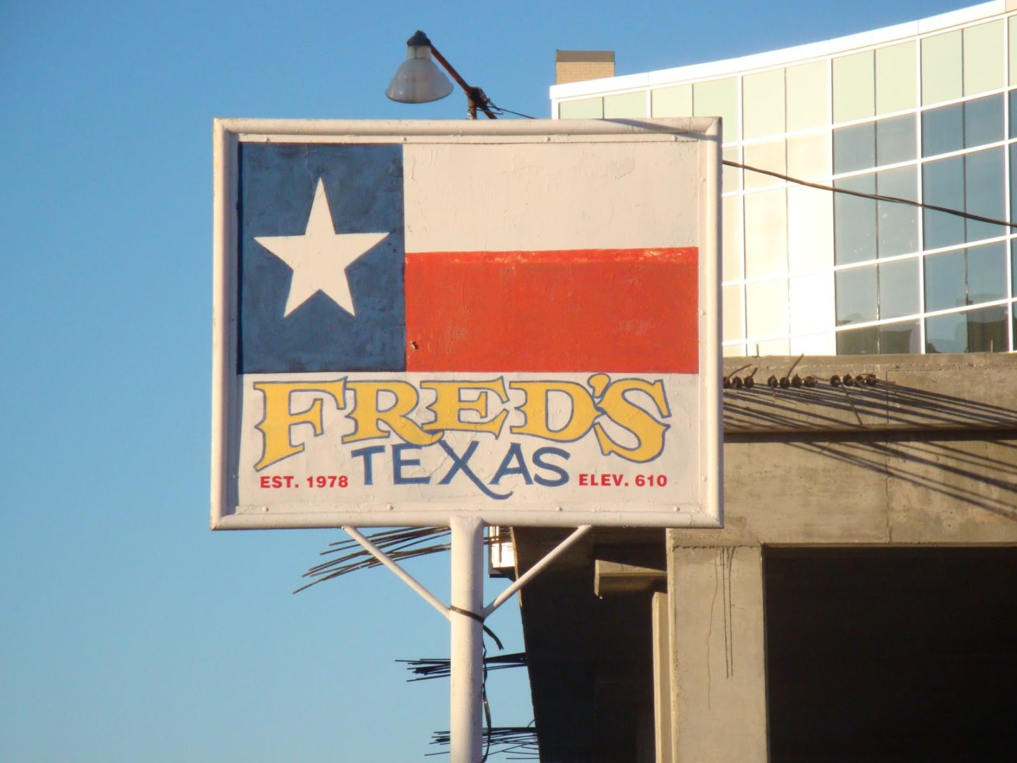 Fred's Texas Cafe