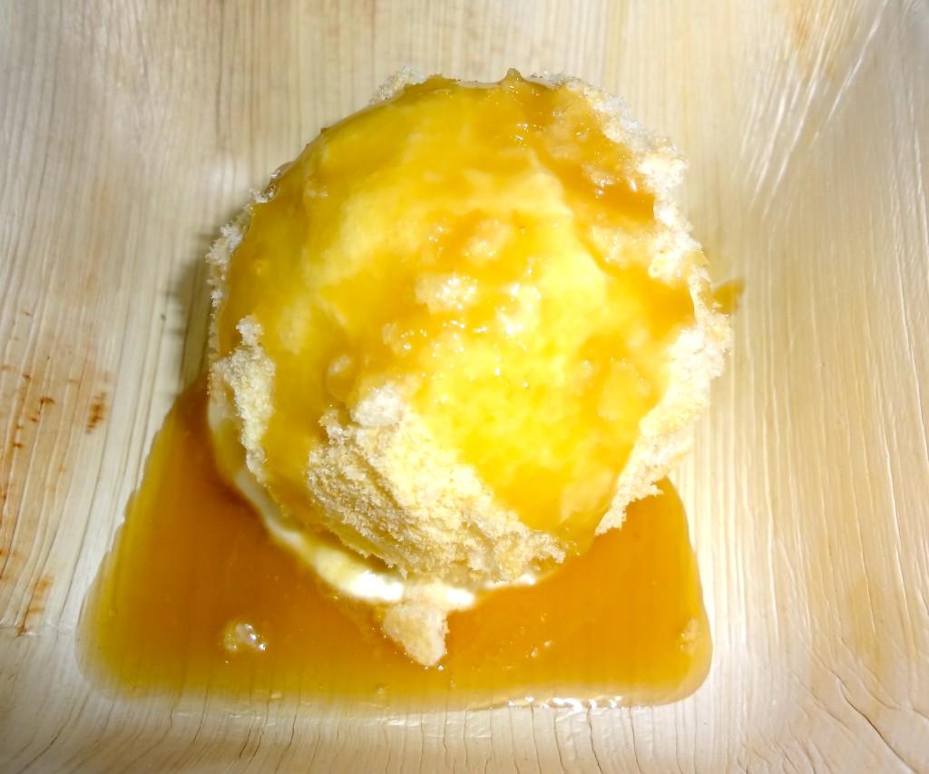 Toasted Rice Ice Cream