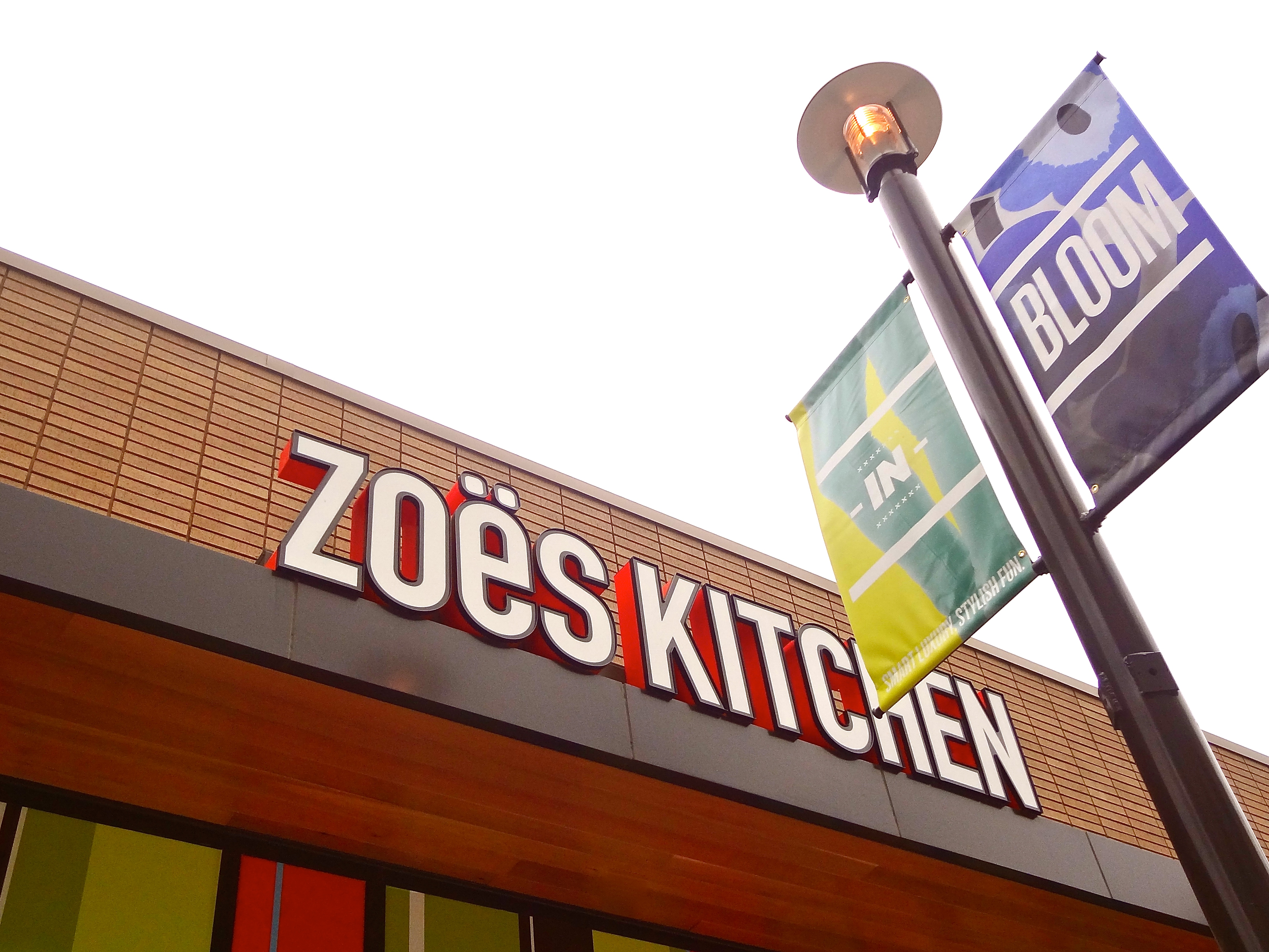 Zoes Kitchen Sign Zoës Kitchen  Fortuitous Foodies