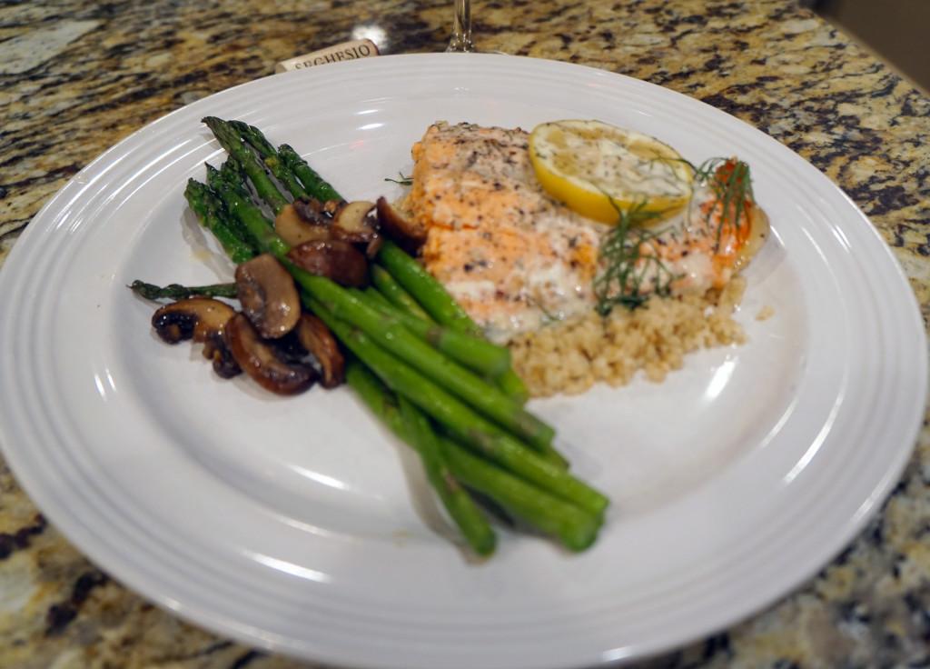 Healthy-Salmon-Dinner