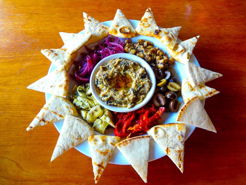Alderbrook Resort's Food