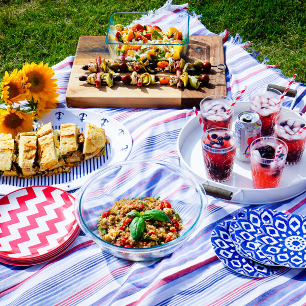 Summer Picnic Recipes