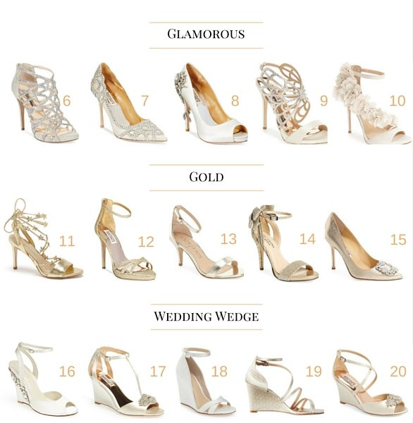Wedding Wednesday Wedding Shoes