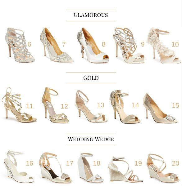 Wedding Wednesday Wedding Shoes