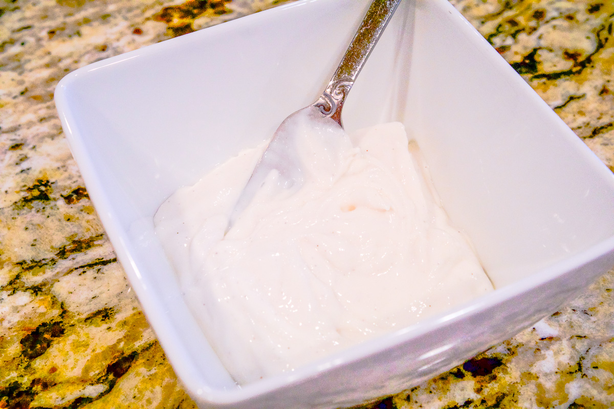 Healthy Yogurt Dip