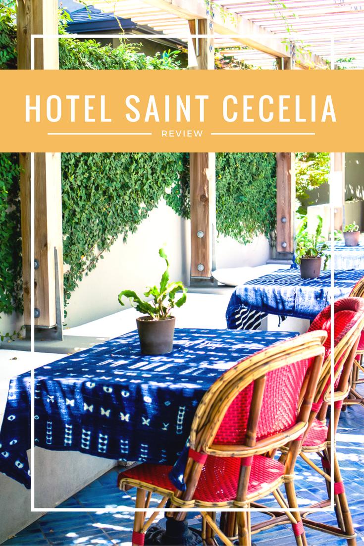 Hotel Saint Cecelia Austin Texas