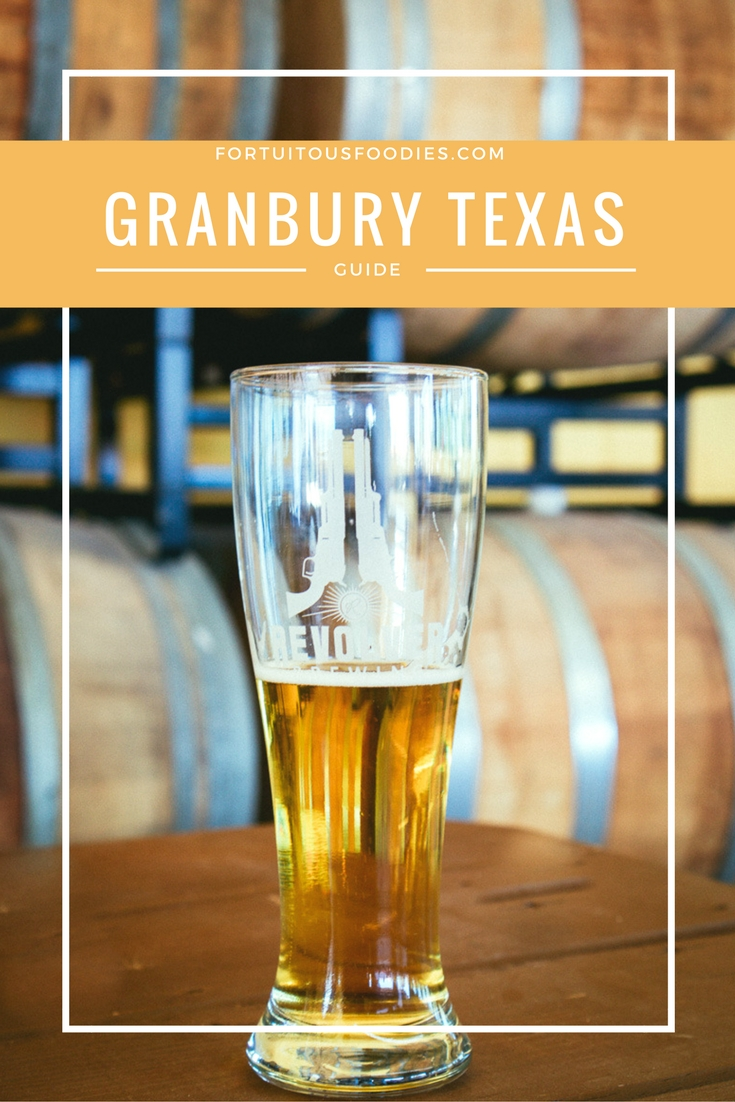 Guide: Granbury Texas