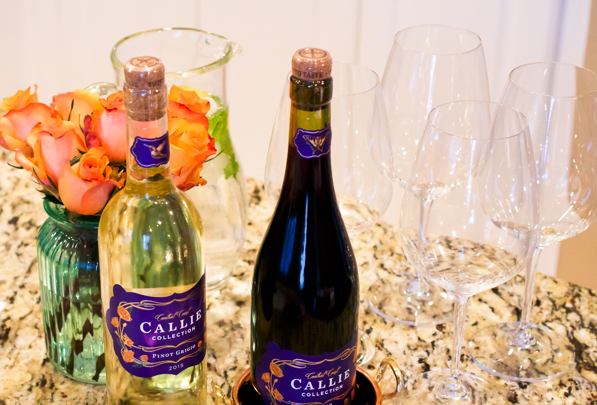 callie collection wine