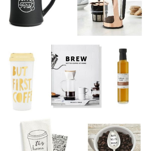 Gifts for people who love coffee