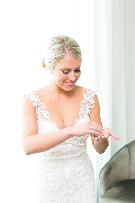 Getting Wedding Ready