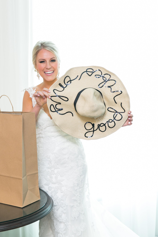 Honeymoon Hat