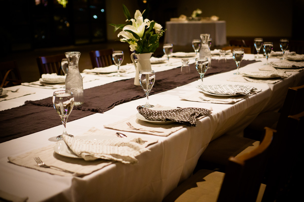 Dinner Party Setting