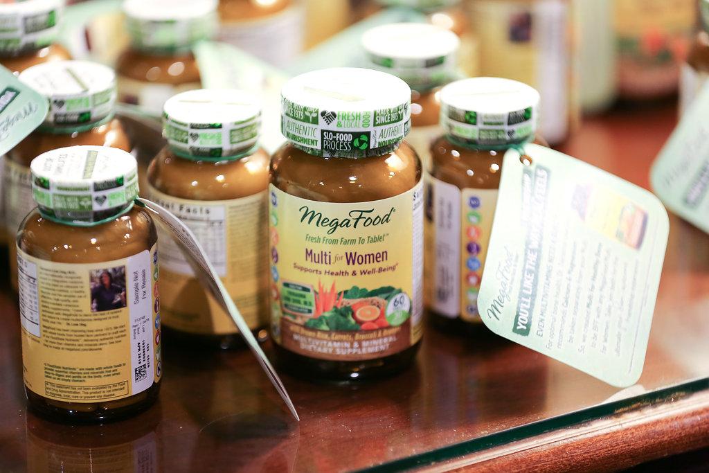 MegaFood Vitamins
