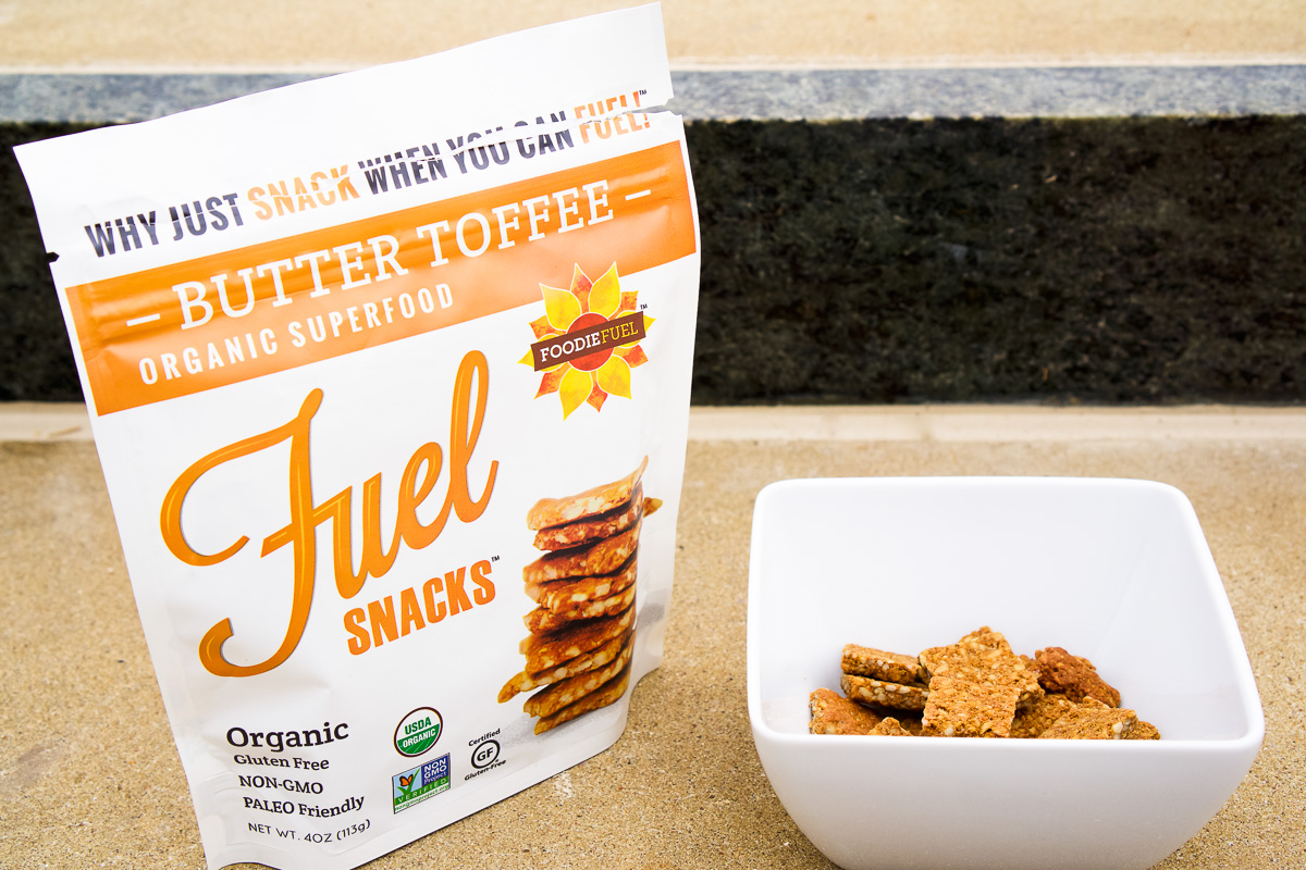 Foodie Fuel Butter Toffee