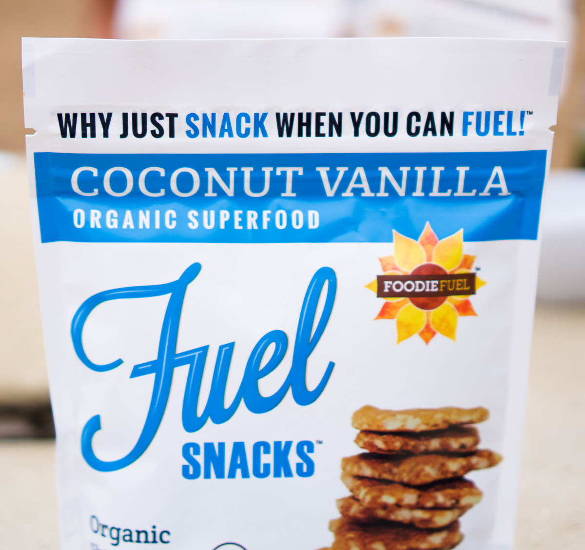 Foodie Fuel Coconut Vanilla