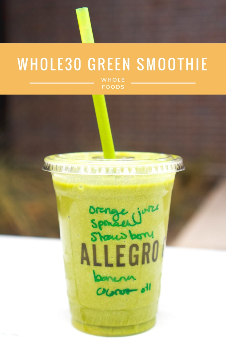 Whole30-Green-Smoothie