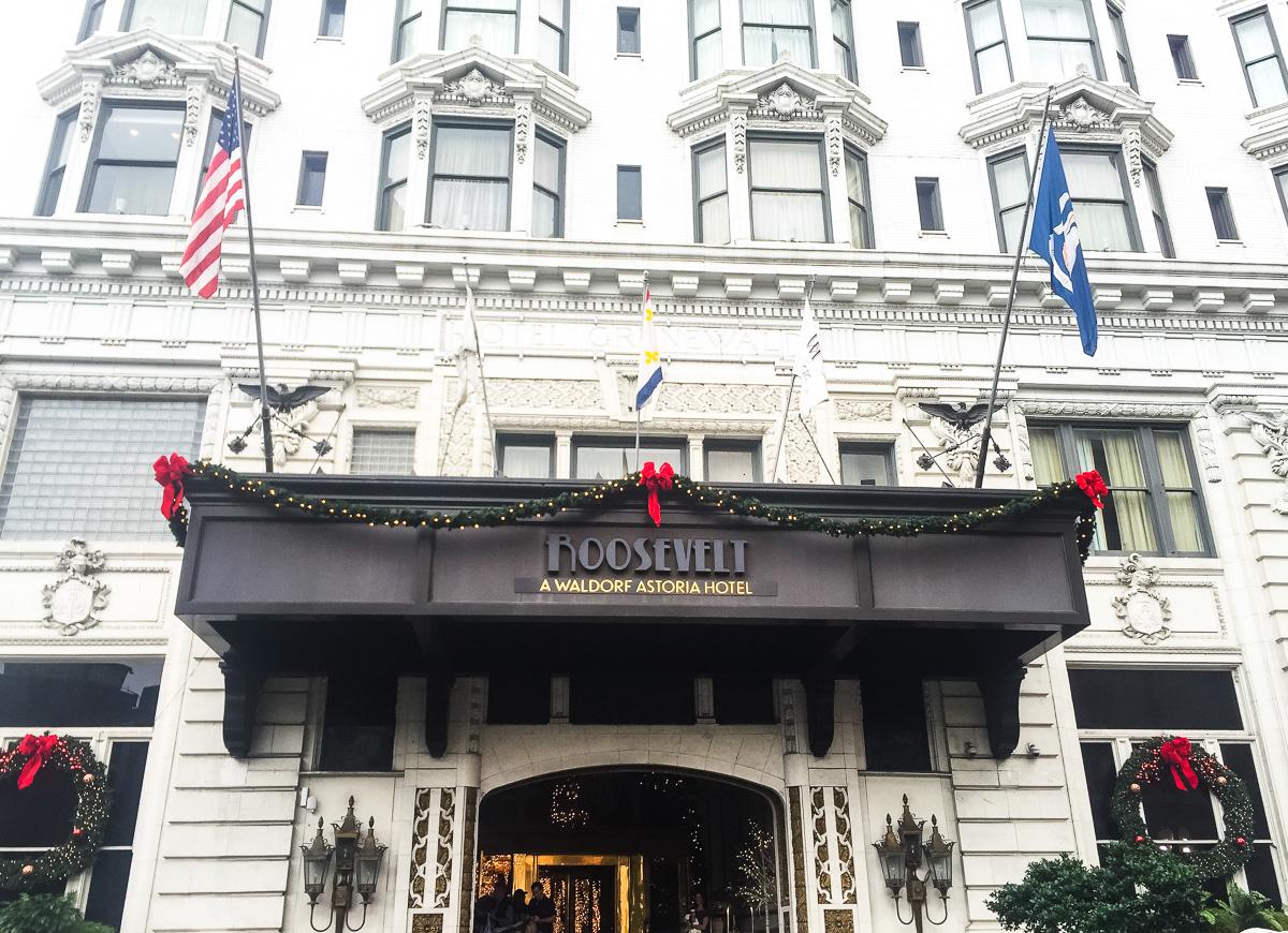 Hotel Roosevelt NOLA