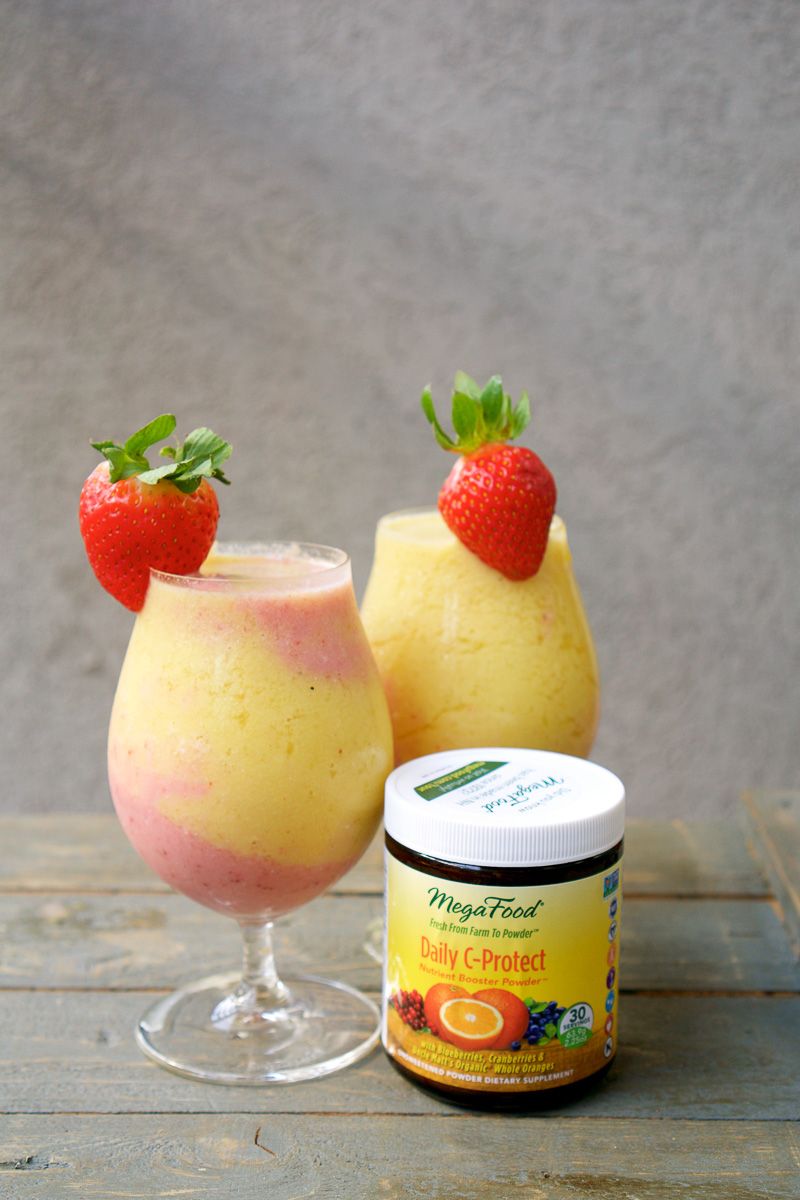 Vitamin-C-Smoothie