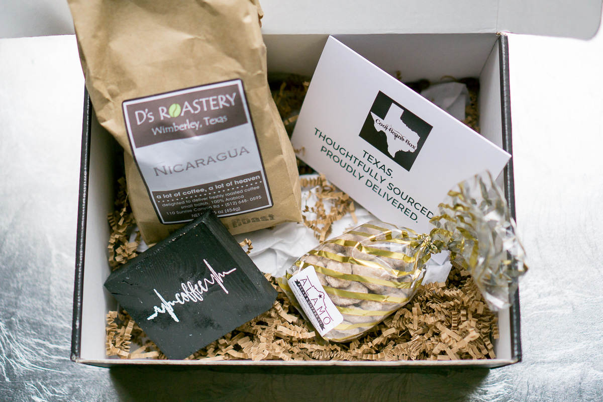 Cool Beans Coffee Subscription Box
