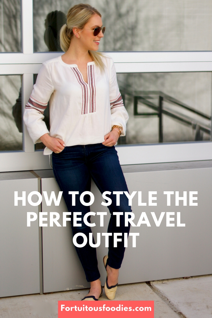 HOW TO STYLE THE PERFECT TRAVEL OUTFIT