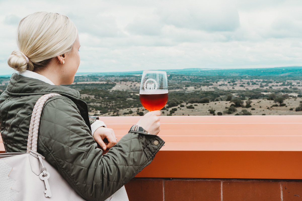 Arc de Texas | Wine & Beautiful Views
