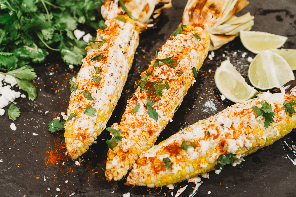 How To Make The Best Grilled Mexican Street Corn
