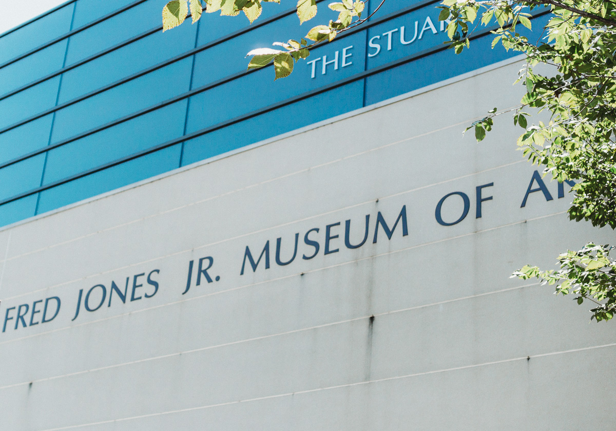 Fred Jones Jr Museum