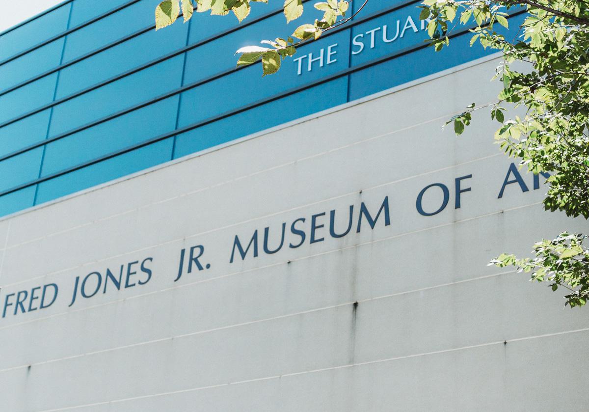 Fred Jones Jr Museum