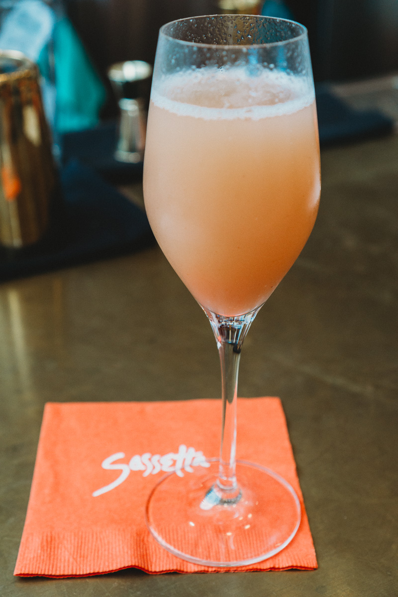Sassetta Dallas Cocktails