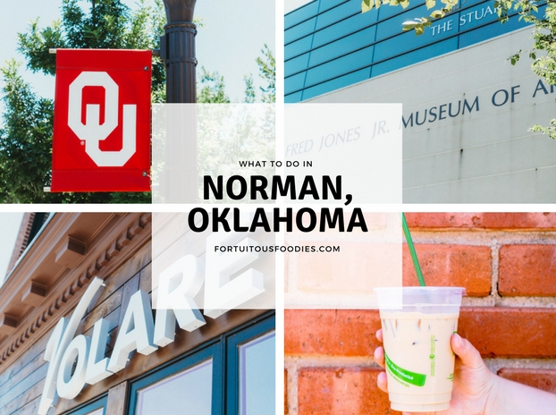 Things to do in Norman Oklahoma