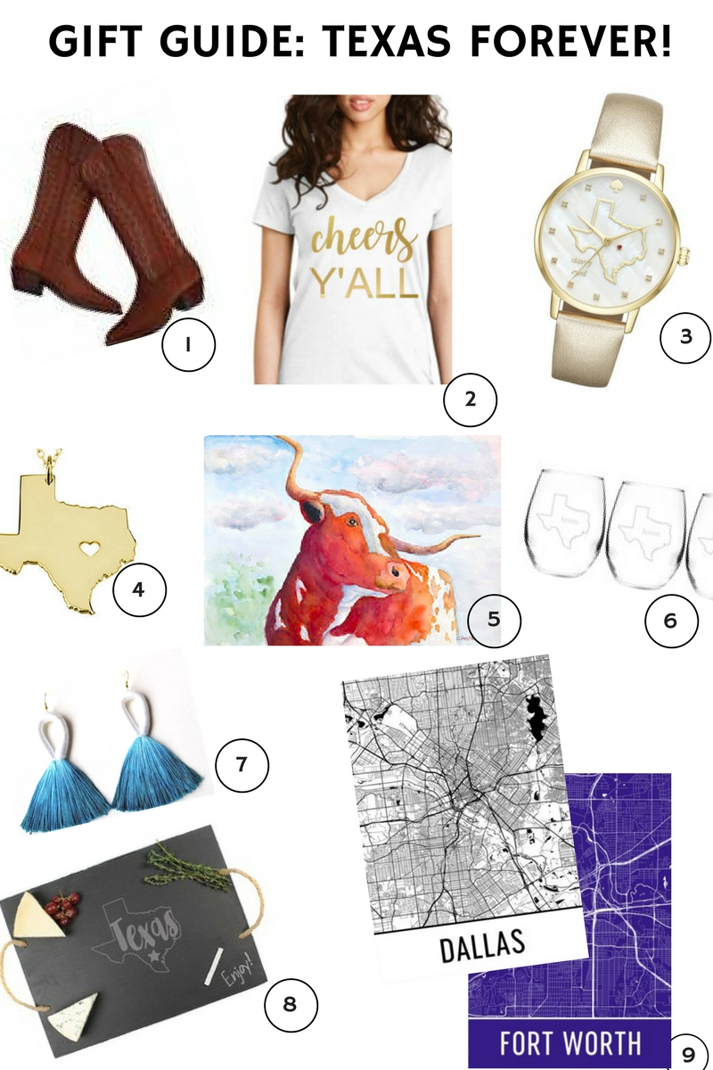 Gifts for Texas Lovers