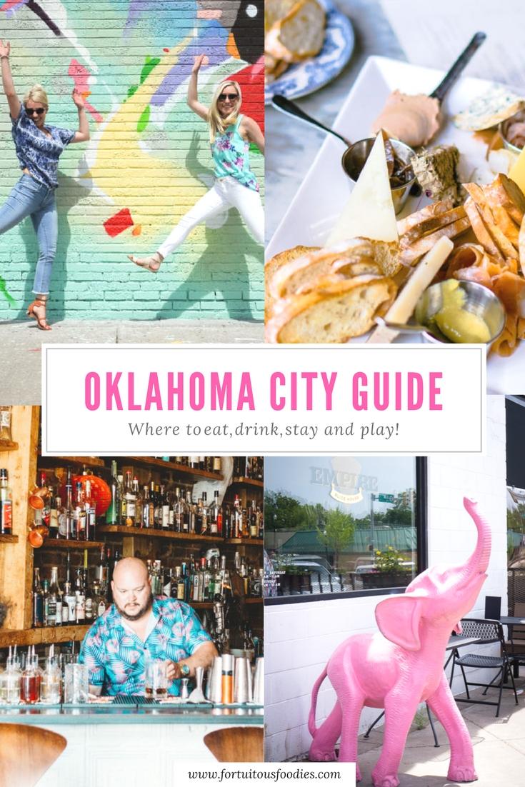 Oklahoma City Guide