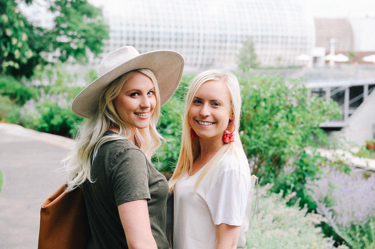 Oklahoma City Must Visit: Myriad Botanical Gardens