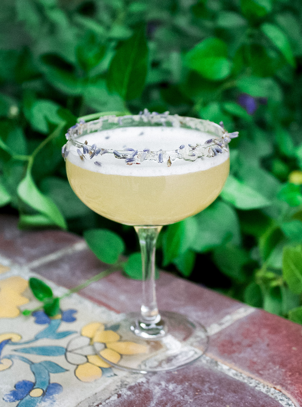 Lavender Margarita Recipe