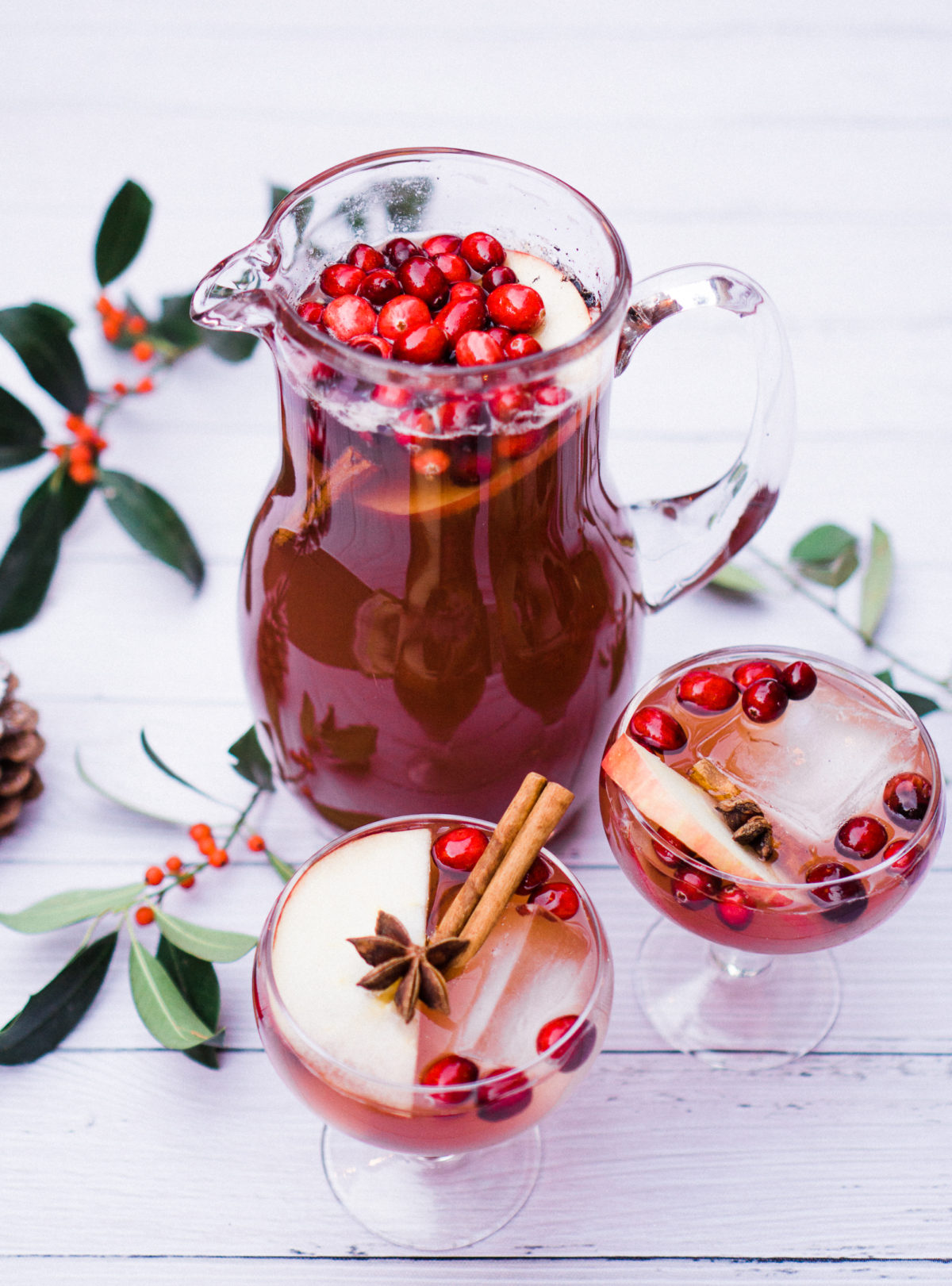 Holiday Mocktail Recipe