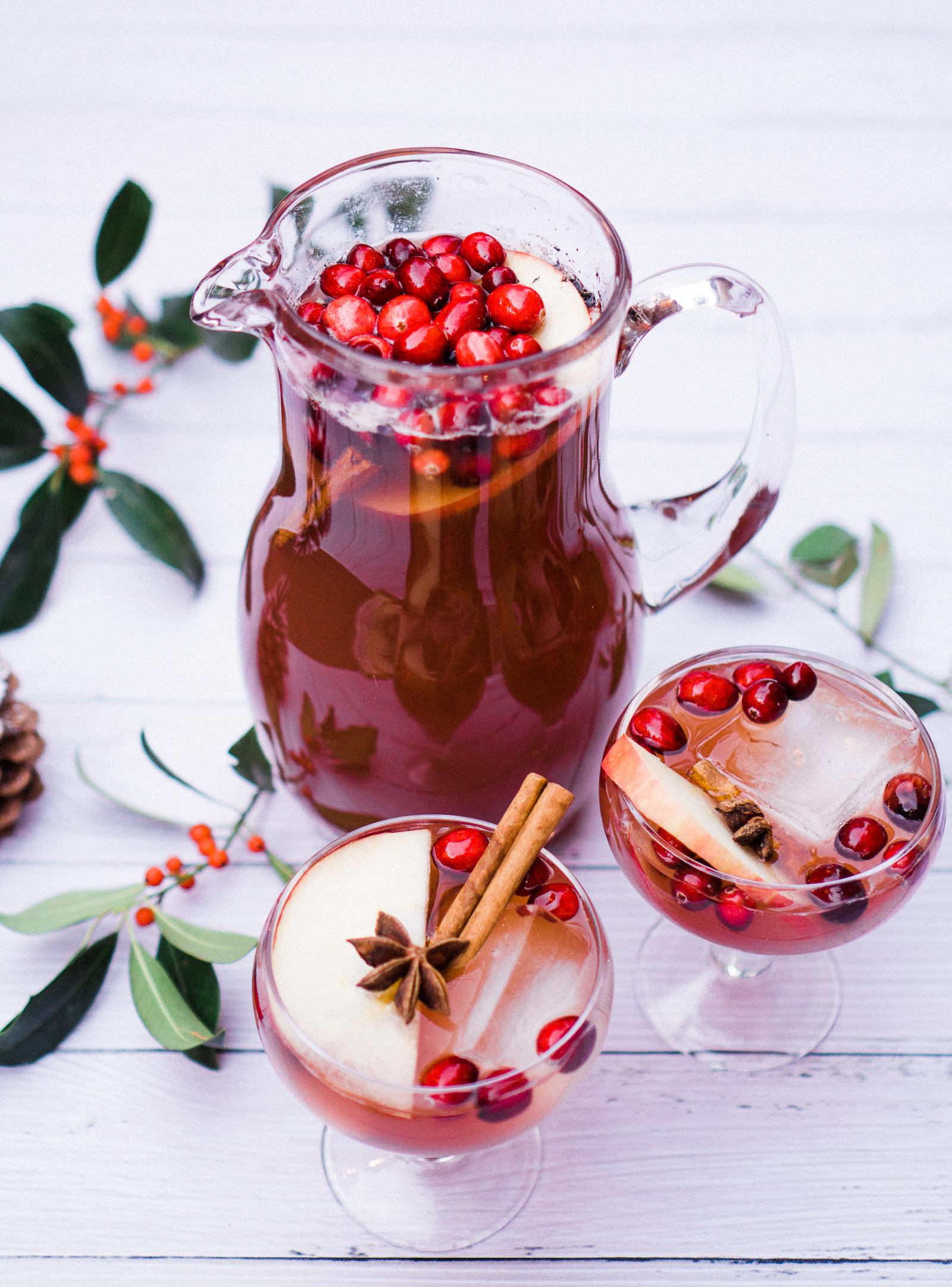Holiday Mocktail Recipe