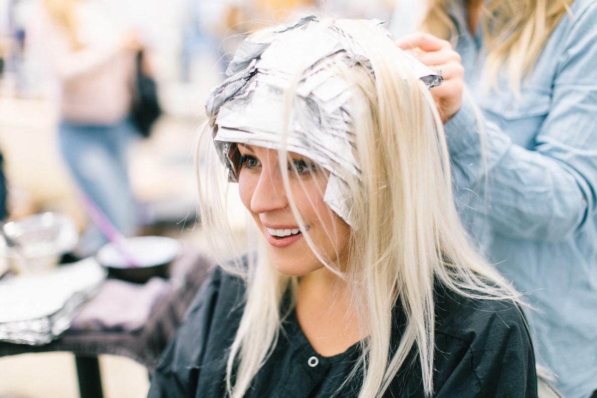 best blonde in dallas