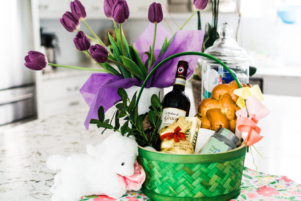 Polish Easter Basket Blessing | Our Family Tradition