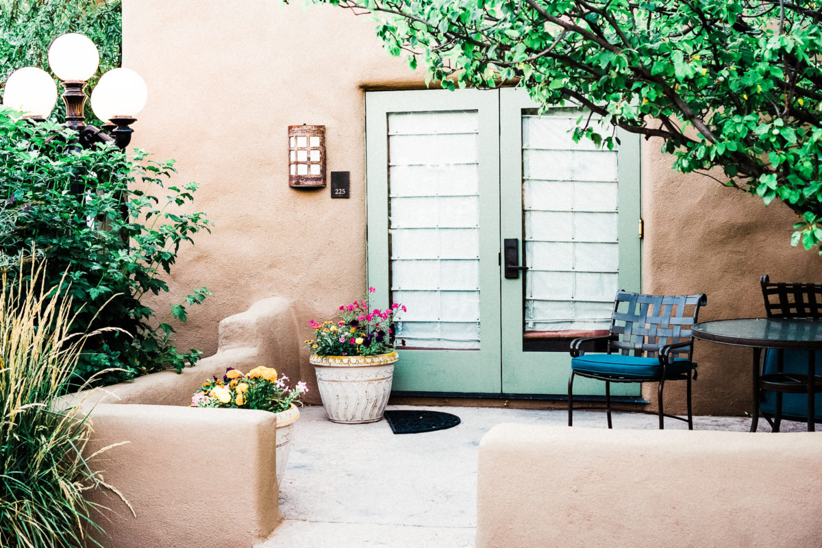 A Beautiful Stay in Santa Fe At La Posada