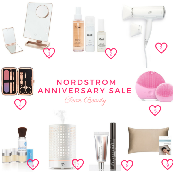 Nordstrom Anniversary Sale 2018 Best of Beauty