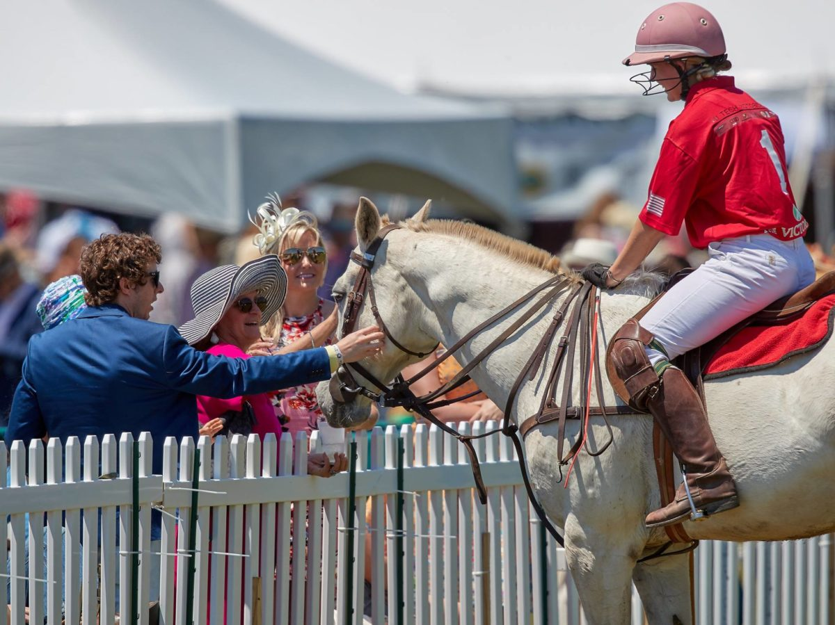 BIG DALLAS GIVEAWAY |  The Victory Cup Polo Match & Hot Air Balloon Festival
