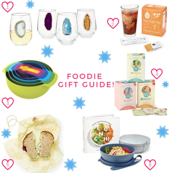 Foodie Gift Guide Under $50
