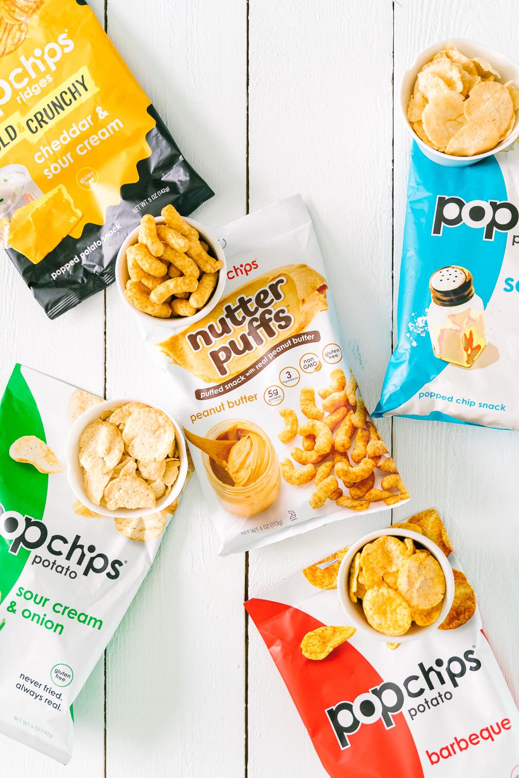 Pop Chips Gluten Free Snacks
