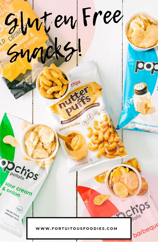 Pop Chips Snacks