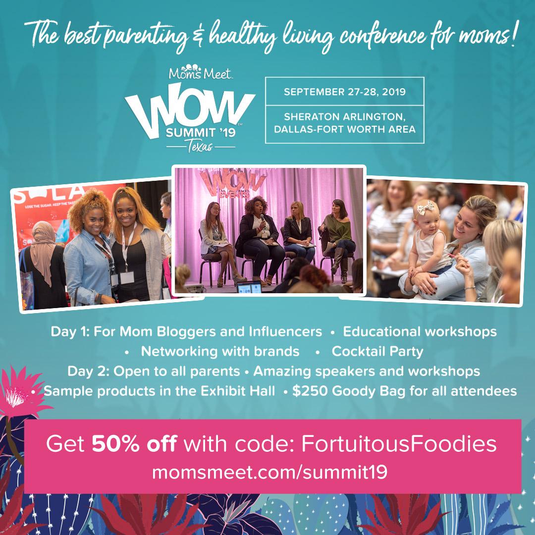 Moms Meet WOW Summit 19 Texas